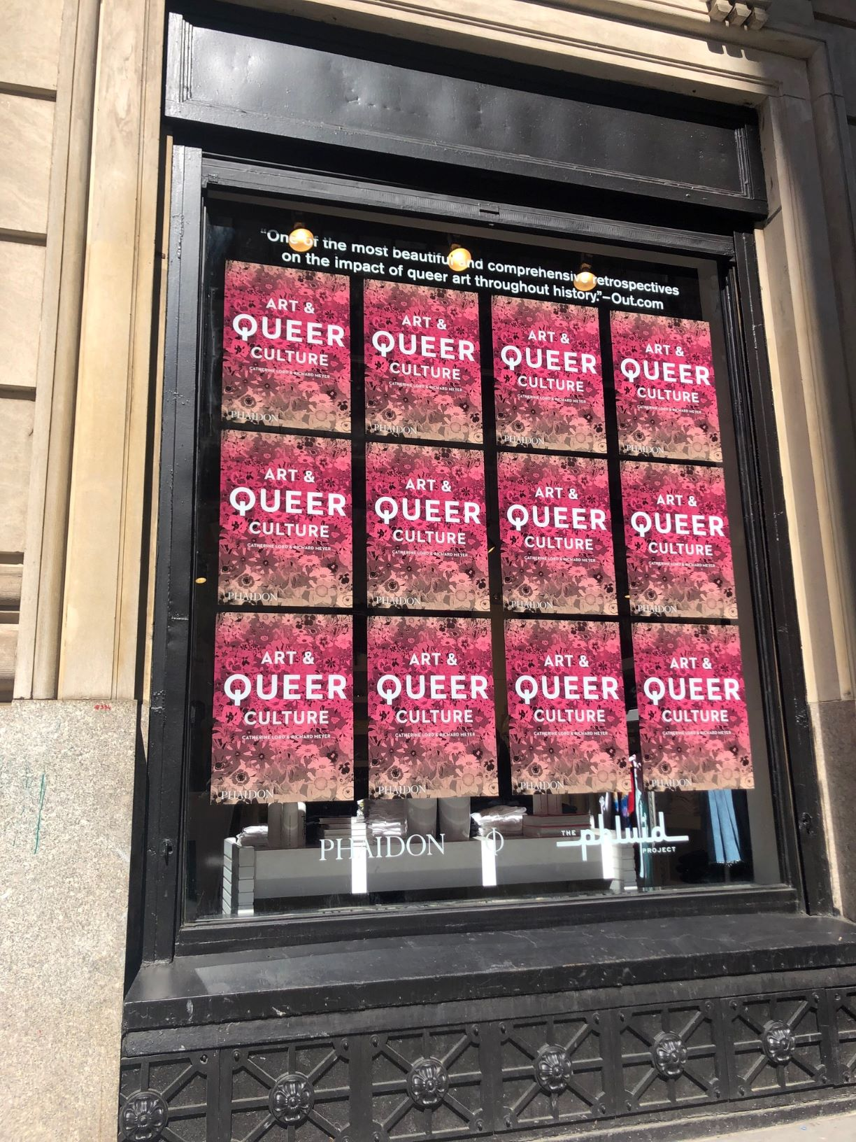 Art & Queer Culture is on show in the first gender-free store