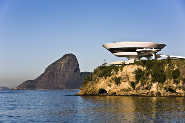 The Niterói Contemporary Art Museum