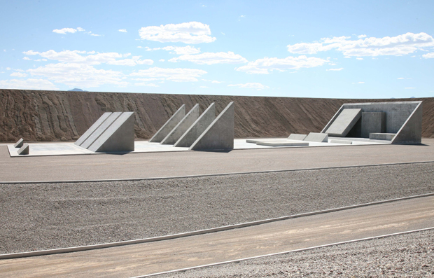Garden Valley, Lincoln, NV, Michael Heizer