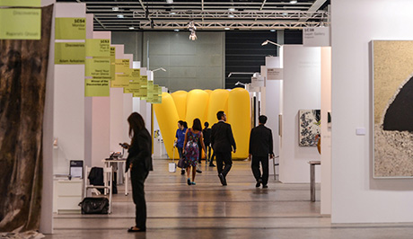Art Basel Hong Kong, 2013