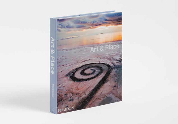 Our new book, Art & Place Site-Specific Art of the Americas