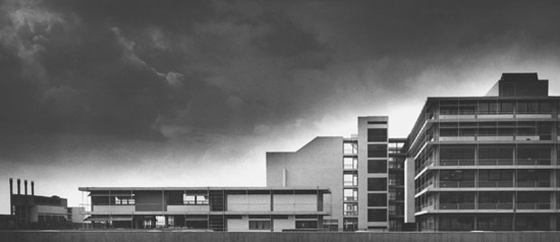 Neckermann Mail Order Company Building 1961 - Egon Eiermann