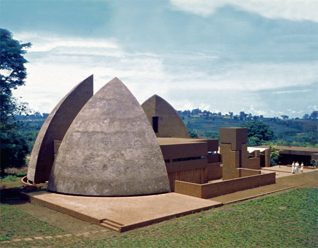 When Justus Dahinden Went To Uganda Architecture