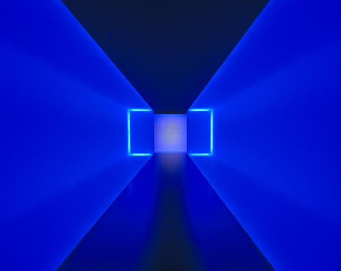 The Light Inside (1999) by James Turrell
