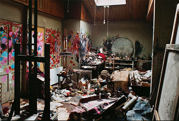 Nigel Cooke on the sanctity of Bacon's studio