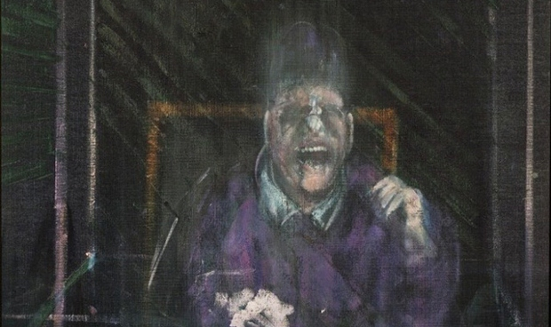 Untitled (Pope)  (1954) by Francis Bacon sold for  $29.8m earlier this week