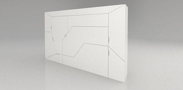 This Box Contains A Bedroom Design Agenda Phaidon - Futuristic-minimalist-furniture-from-boxetti