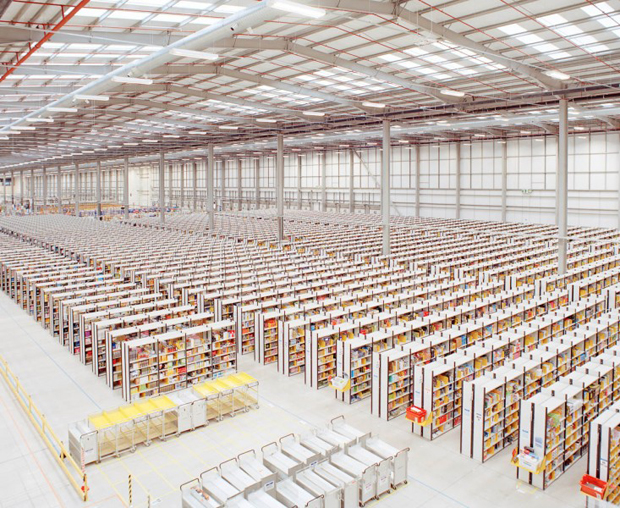 Inside Amazon by Ben Roberts
