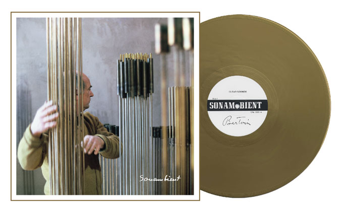 One of Harry Bertoia's newly reissued Sonambient records