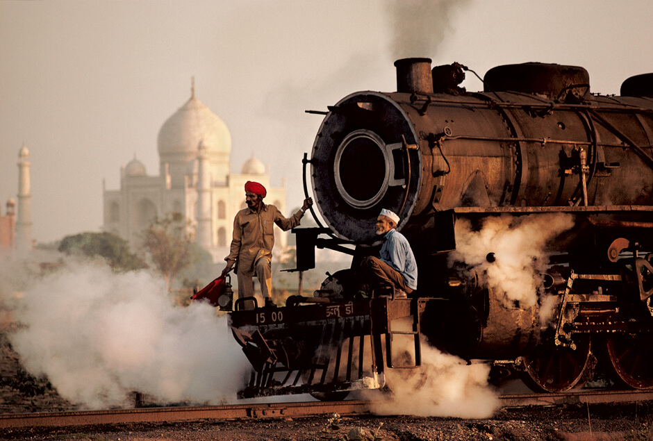 From Book to Bid – Steve McCurry's India