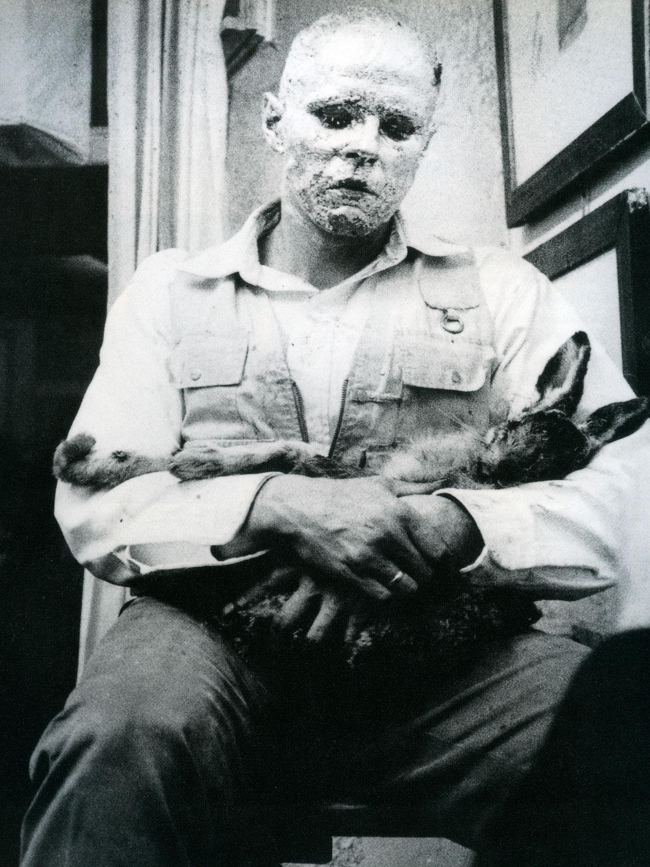 joseph beuys dead hare
