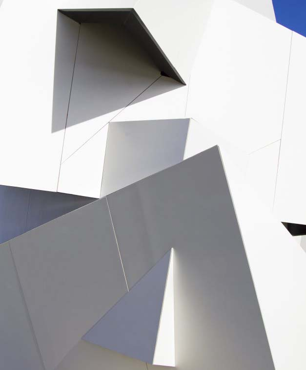 Beyond The Wall by Daniel Libeskind