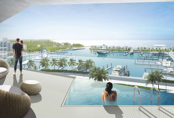 Big Sweetens The Bahamas With Honeycomb Homes
