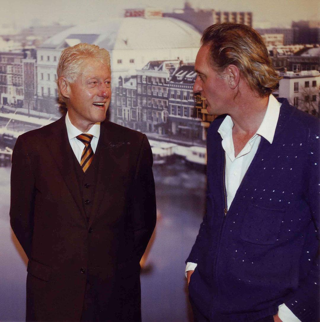 Bill Clinton's Phaidon Connection