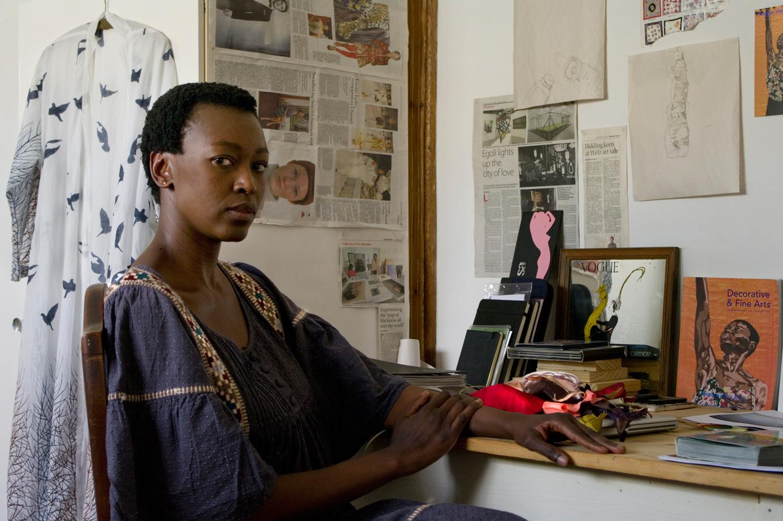 Talking Textiles With Billie Zangewa Art Agenda Phaidon