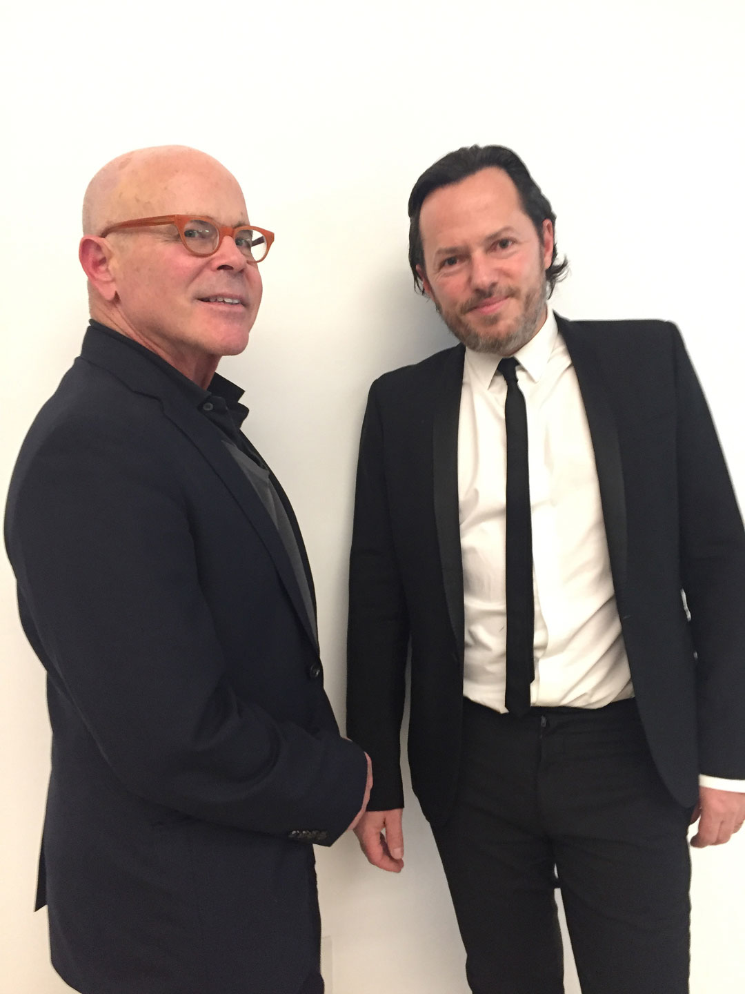 Alexandre de Betak talks Fashion Show Revolution with Phaidon's William Norwich in New York