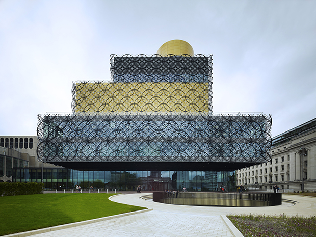 Library of Birmingham - Mecanoo Architecten - photo courtesy Mecanoo Architecten
