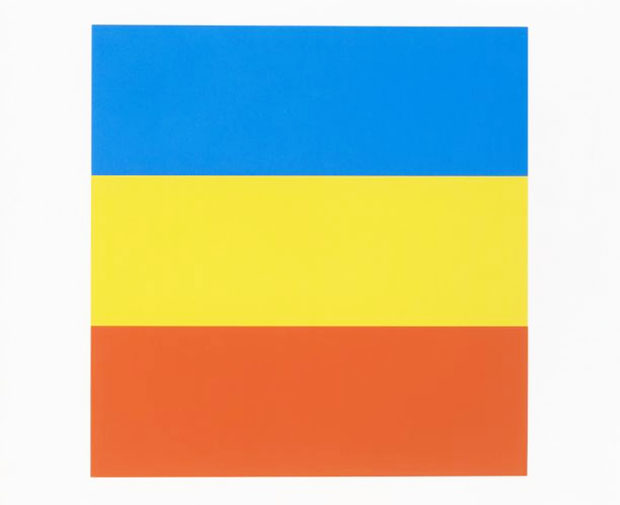 Private Ellsworth Kelly collection comes to Berlin