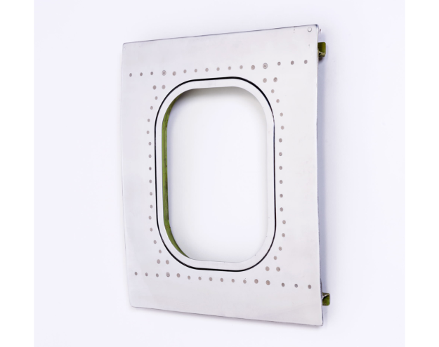 A Boeing 727 panel, part of Alexandre de Betak's forthcoming interiors auction