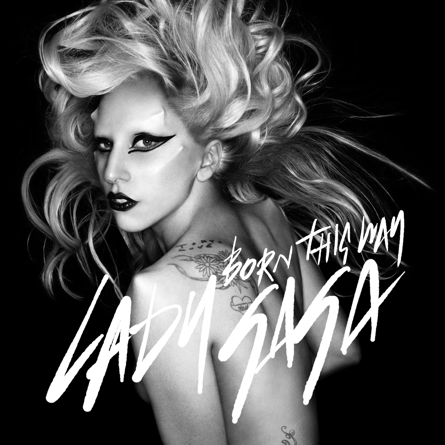 Lady Gaga's Born This Way cover