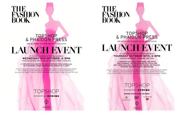 Join Phaidon at Topshop London and NY this week | Design