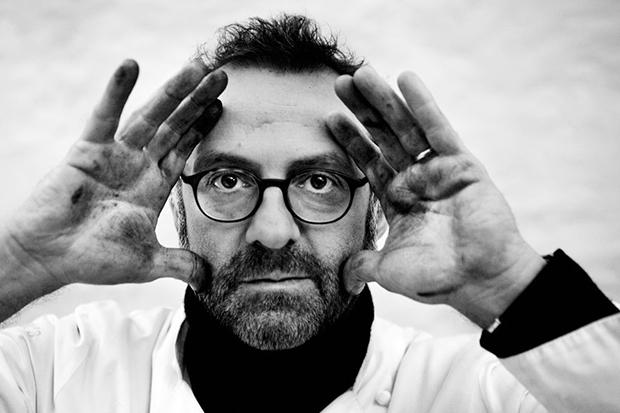 'Italians wanted to burn me at the stake!' skinny chef Massimo Bottura tells the New York Times
