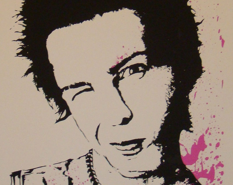 Mr Brainwash loses Sid Vicious appropriation case