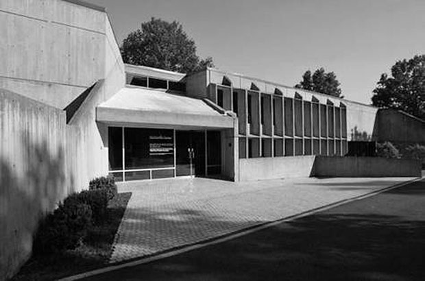 The American Press Institute by Marcel Breuer