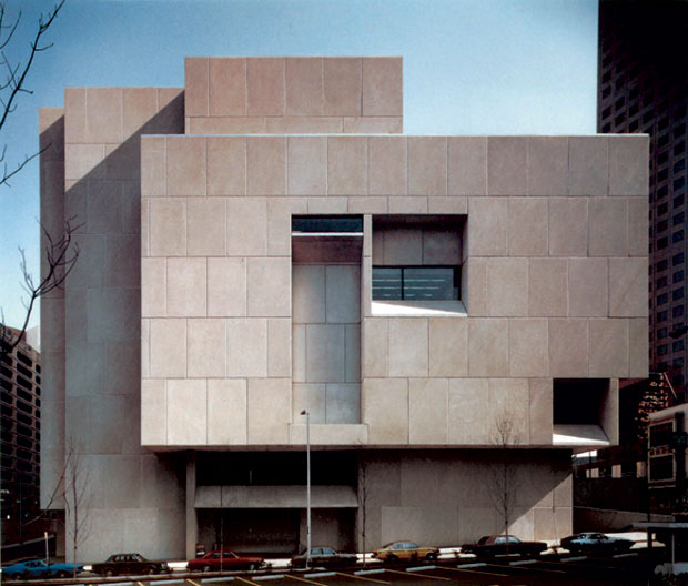 Marcel Breuer's Atlanta Central Library. From our new book Breuer