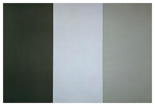 Grove Group III (1973) by Brice Marden