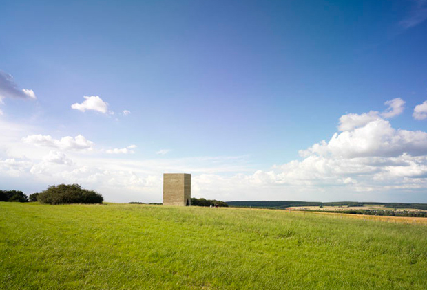 Brother Claus Chapel,Mechernich, Germany - Peter Zumthor