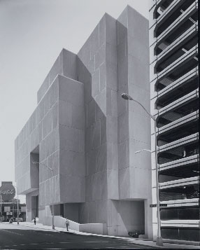 Marcel Breuer's Atlanta Central Library. From our new Breuer monograph