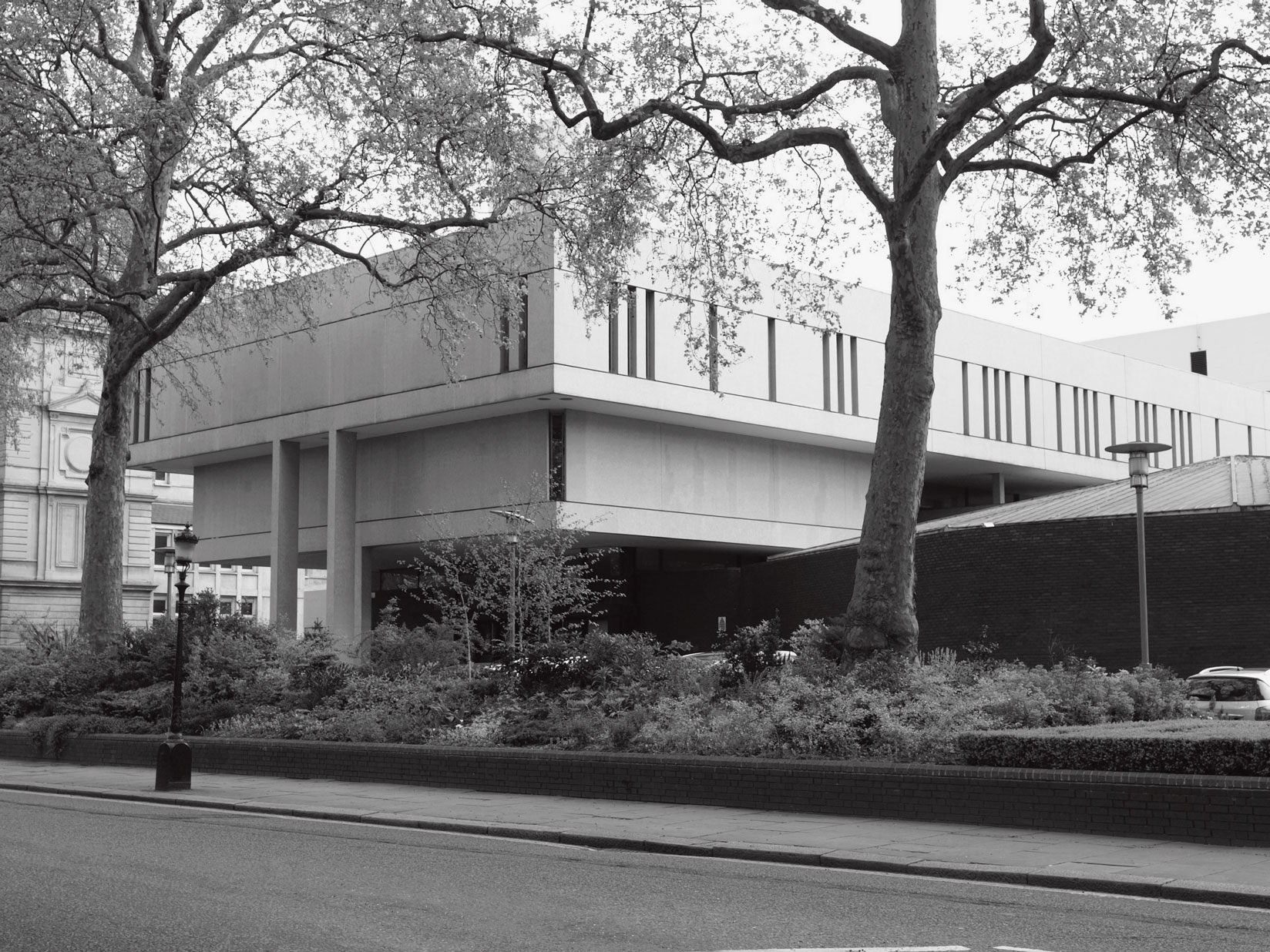 The Royal College of Physicians as featured in Atlas of Brutalist Architecture
