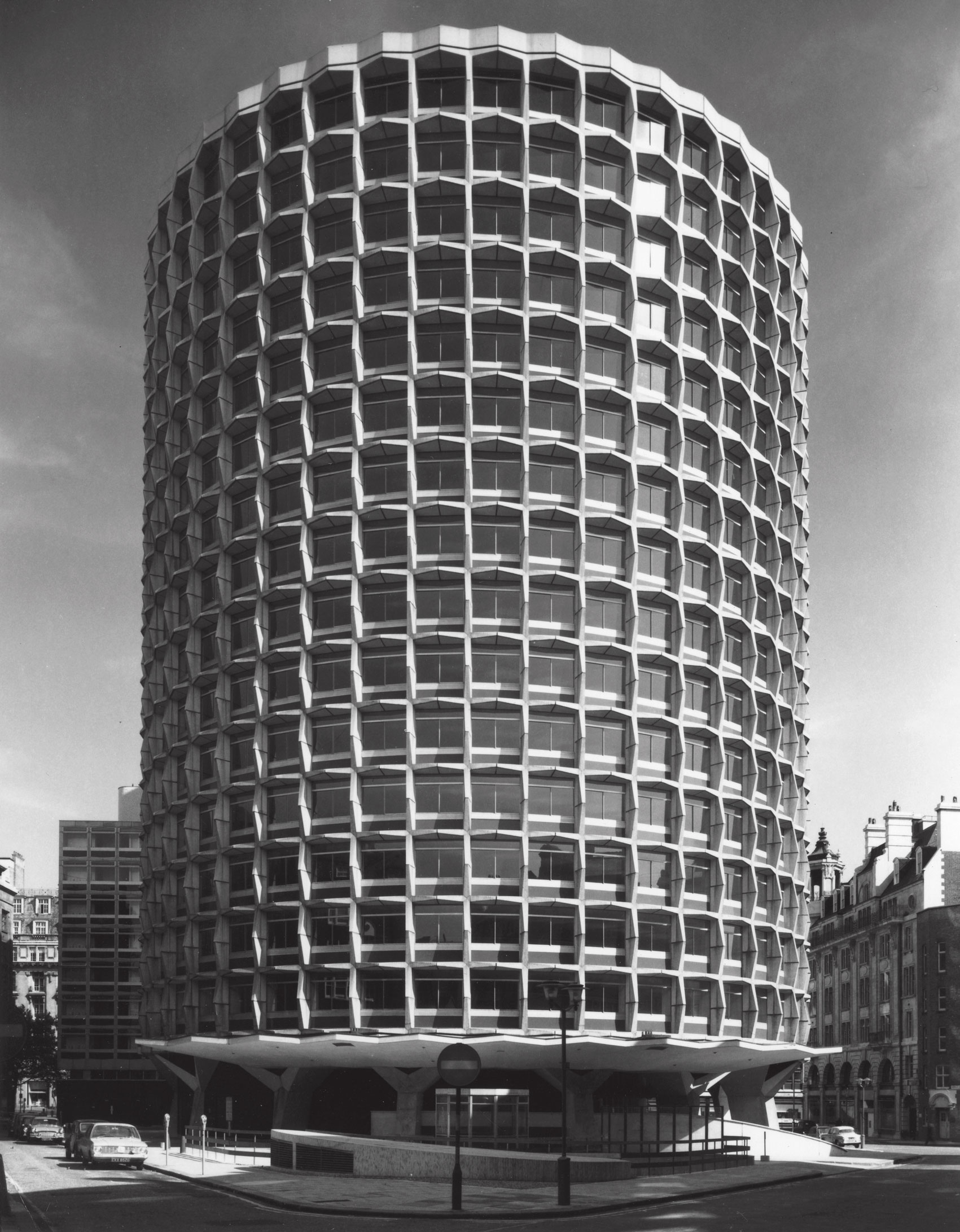 The Space House as featured in Atlas of Brutalist Architecture