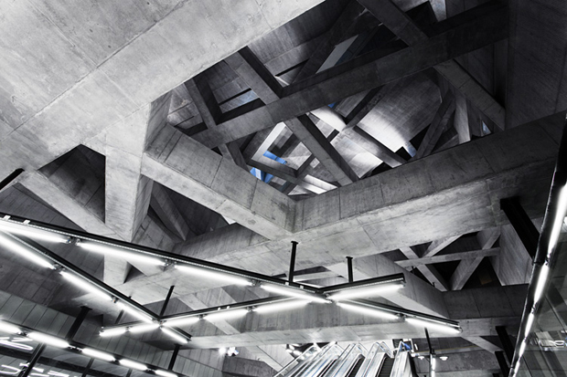 Budpaest Metro - Spora Architects