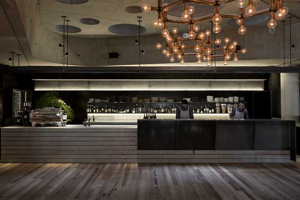 Hotel Hotel, Canberra - Suppose Design Office and Fender Katsalidis