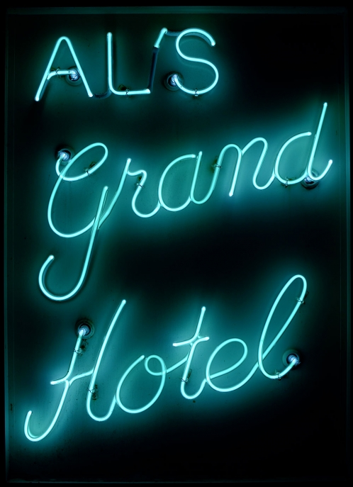 Frieze's image for Al's Grand Hotel, 1971/2014