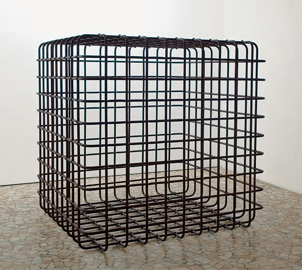 The dirty politics in Mona Hatoum's Cube