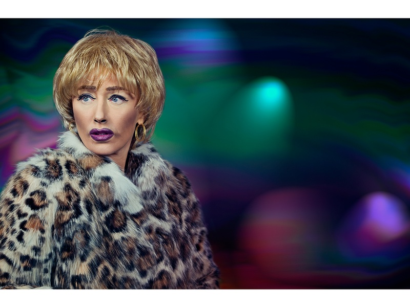 Untitled (2010, 2012) by Cindy Sherman, from her MAC campaign