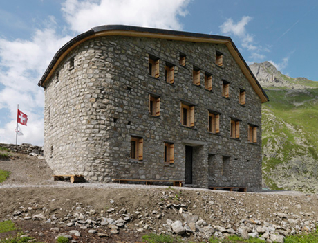 One architect 39 s swiss village revival in retrospect for K architecture geneve
