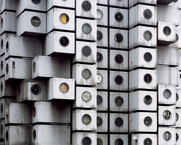Will Tokyo's Capsule Tower dodge the wrecking ball?
