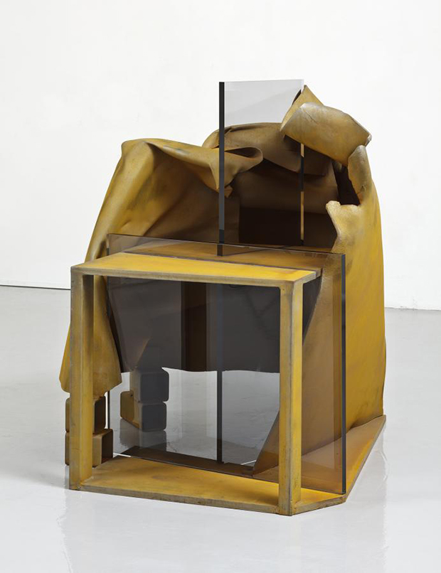Card Game (2013) by Anthony Caro