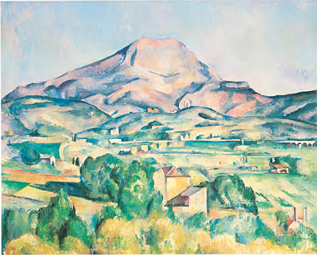Gombrich explains Cézanne