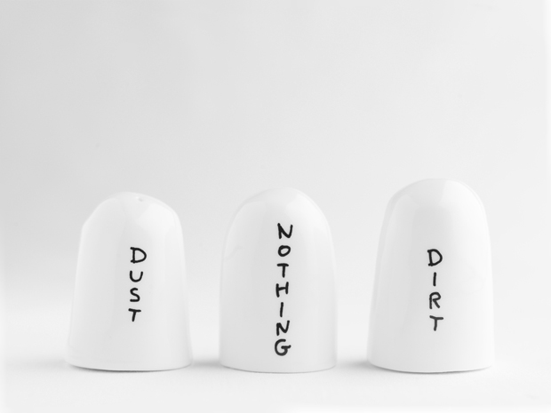 Ceramics for Sketch - David Shrigley