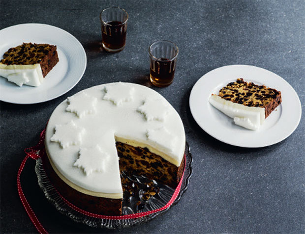 Jane Hornby S Quick And Easy Christmas Cake Recipe Food Agenda