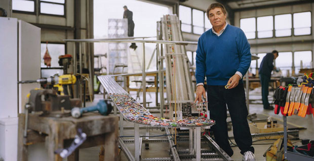 Chris Burden, 2010