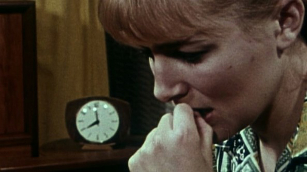 Still from The Clock (2010) by Christian Marclay