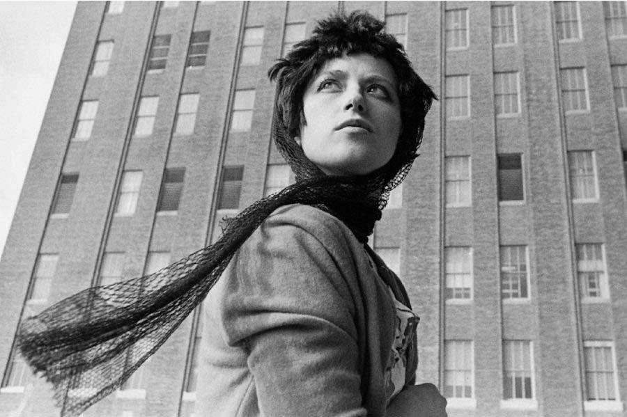 foto de James Franco does Cindy Sherman Art Agenda Phaidon