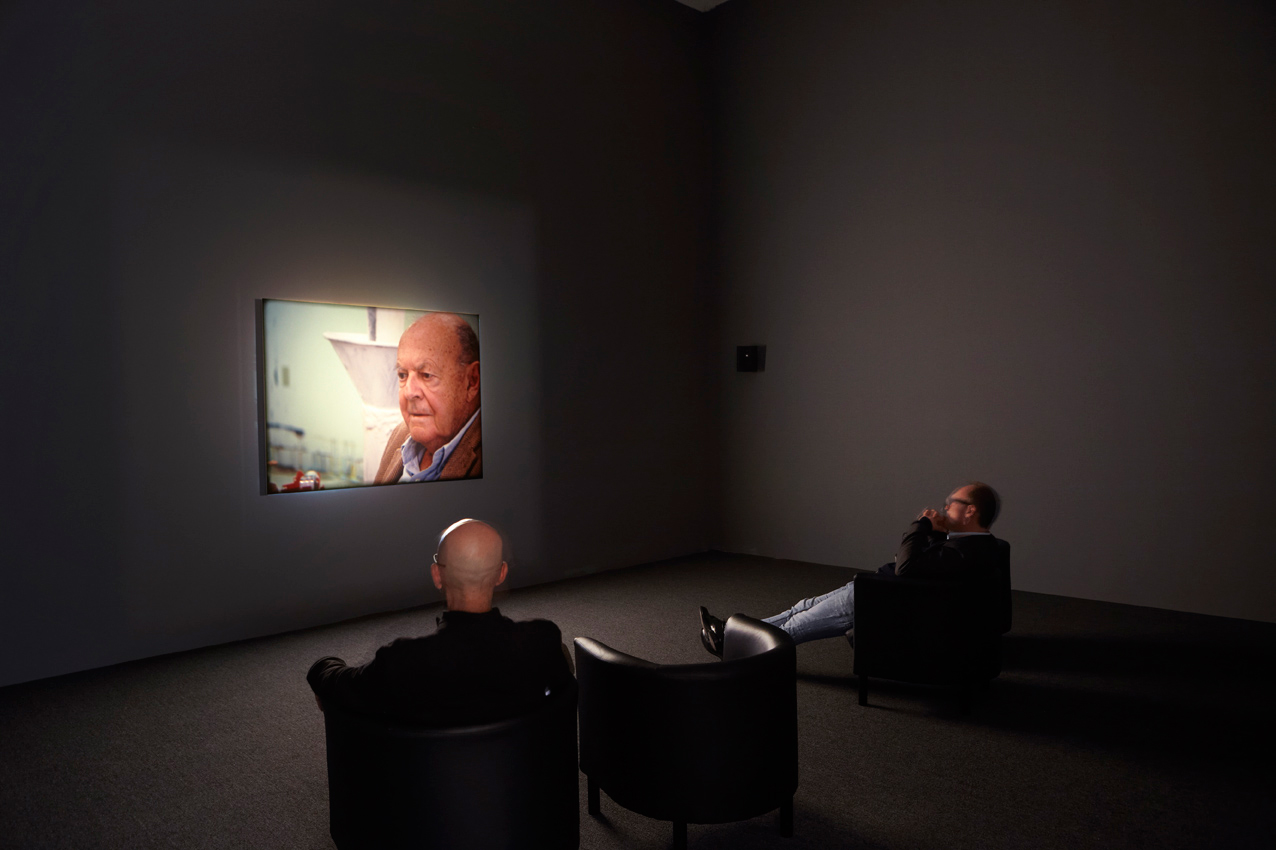 Tacita Dean, Five Americans, Courtesy New Museum, New York, photos: Benoit Pailley