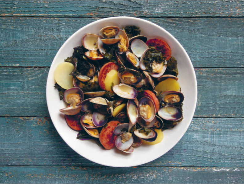 Meals that made America great – Portuguese Clams